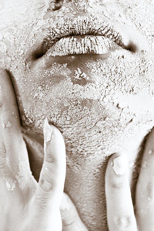 S kolagenom proti suhi koži