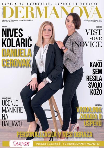Dermanova & Slovensko kozmetično združenje
